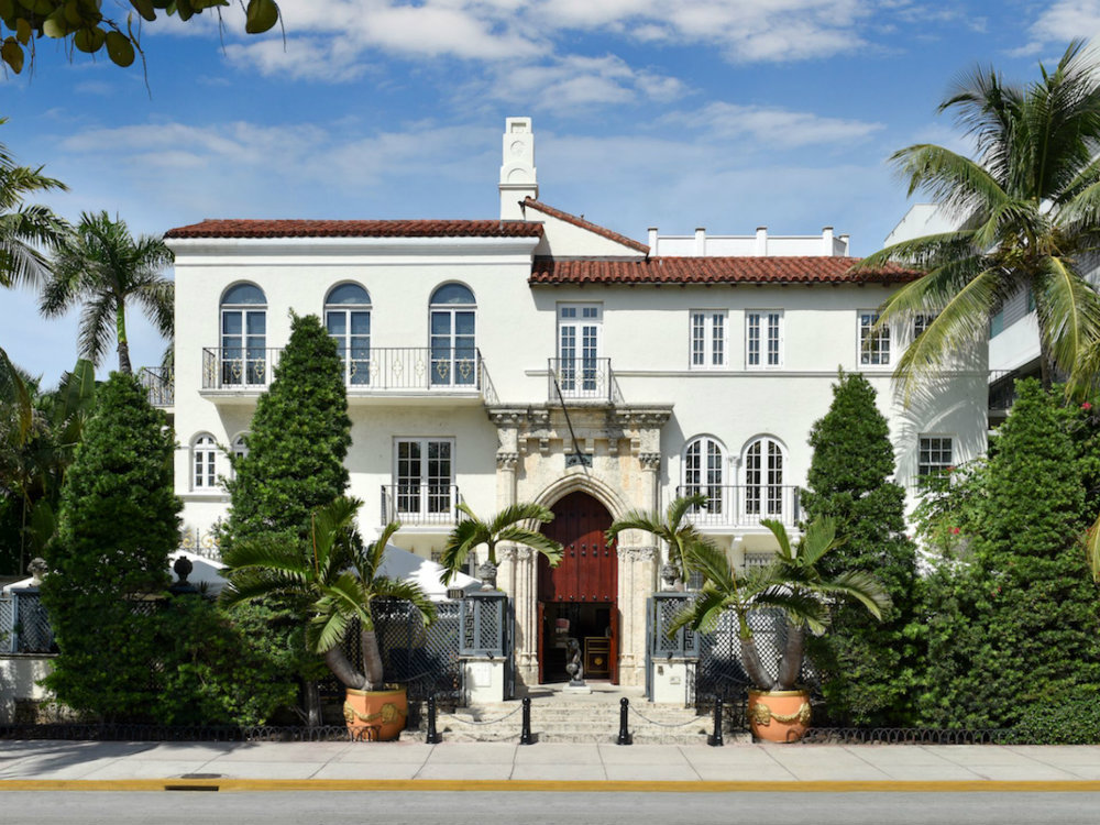 Gianni Vesace Miami Mansion Is Now A Luxury Hotel