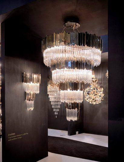 LUXXU Modern Lamps The Best Moments From Maison et Objet 01