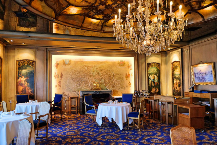 The Best Luxury Restaurants in Paris