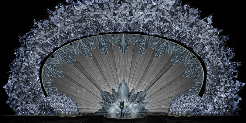 2018 Oscars Stage Will Sparkle With 45 Million Swarovski Crystals 01