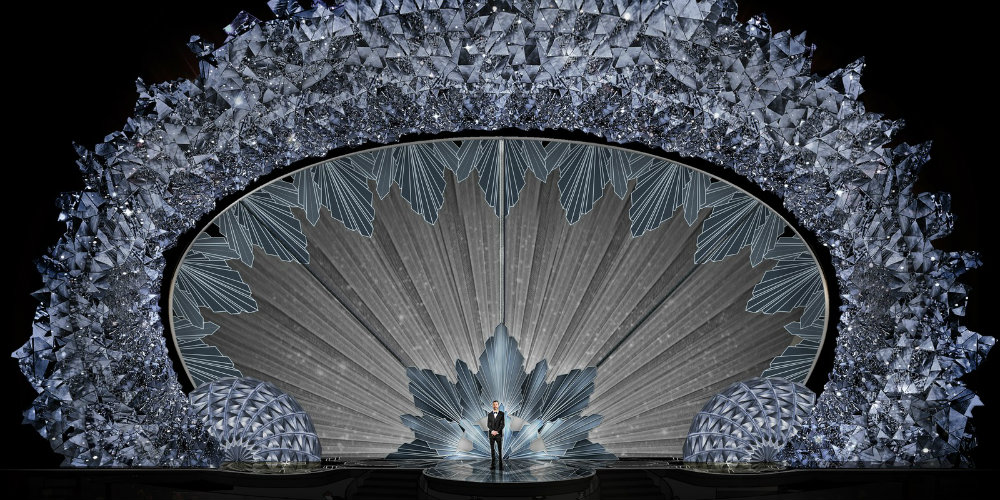 2018 Oscars Stage Will Sparkle With 45 Million Swarovski Crystals 02 Swarovski Crystals 2018 Oscars Stage Will Sparkle With 45 Million Swarovski Crystals 2018 Oscars Stage Will Sparkle With 45 Million Swarovski Crystals 02
