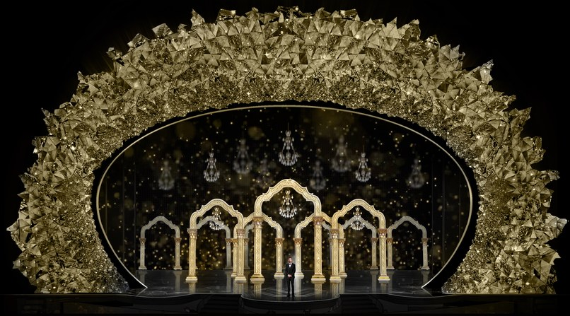 2018 Oscars Stage Will Sparkle With 45 Million Swarovski Crystals 03 Swarovski Crystals 2018 Oscars Stage Will Sparkle With 45 Million Swarovski Crystals 2018 Oscars Stage Will Sparkle With 45 Million Swarovski Crystals 03