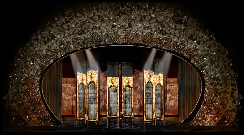 2018 Oscars Stage Will Sparkle With 45 Million Swarovski Crystals 04 Swarovski Crystals 2018 Oscars Stage Will Sparkle With 45 Million Swarovski Crystals 2018 Oscars Stage Will Sparkle With 45 Million Swarovski Crystals 04