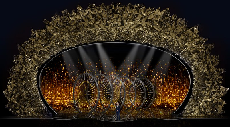 2018 Oscars Stage Will Sparkle With 45 Million Swarovski Crystals 05 Swarovski Crystals 2018 Oscars Stage Will Sparkle With 45 Million Swarovski Crystals 2018 Oscars Stage Will Sparkle With 45 Million Swarovski Crystals 05