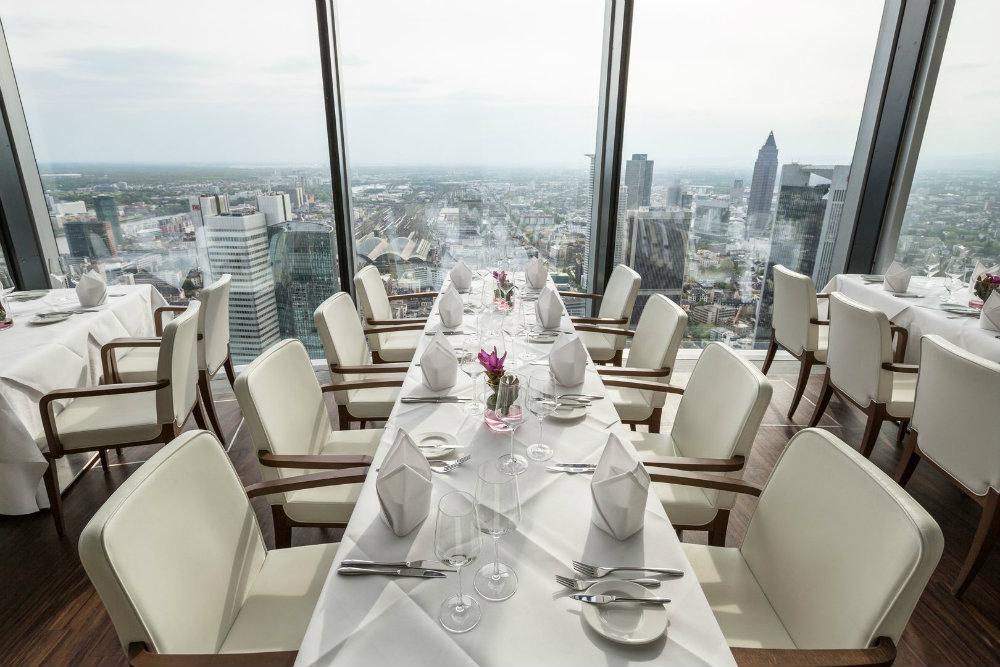 5 of the best fine dining restaurants in frankfurt. Black Bedroom Furniture Sets. Home Design Ideas