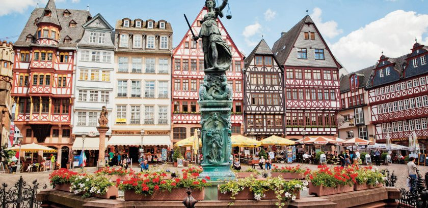 6 Of The Most Iconic Places To Visit in Frankfurt 01