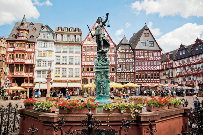 6 Of The Most Iconic Places To Visit in Frankfurt