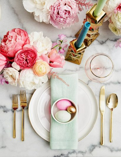 Stunning Easter Table Setting Ideas You Will Love 01