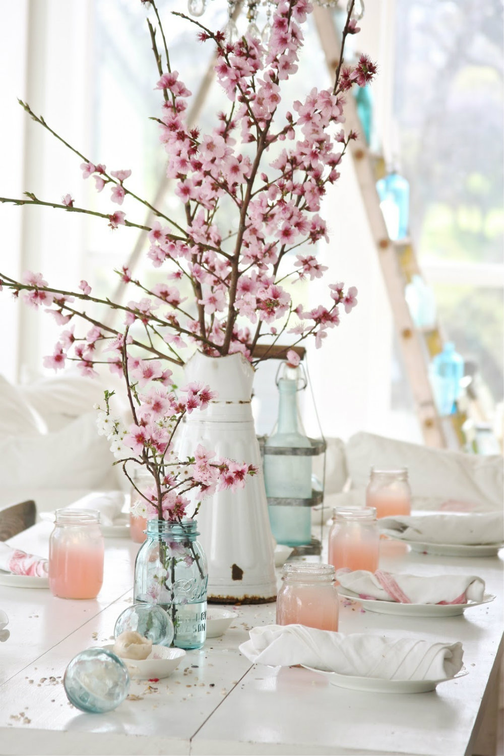 Stunning Easter Table Setting Ideas You Will Love 03 easter table setting ideas Stunning Easter Table  sc 1 st  Luxxu : easter table setting ideas - pezcame.com