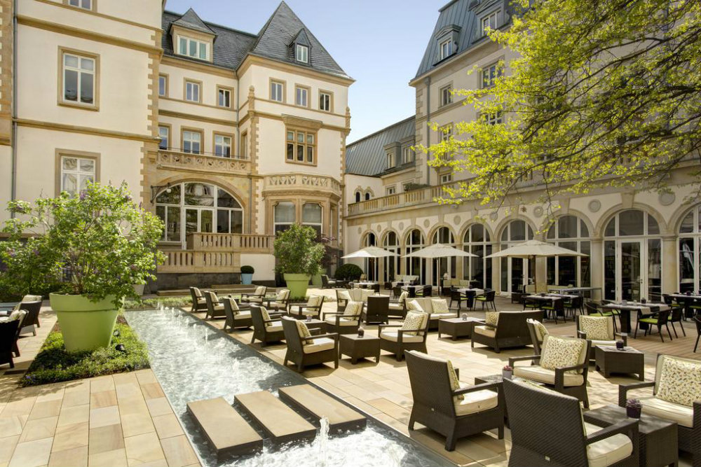 The Best Luxury Hotels in Frankfurt