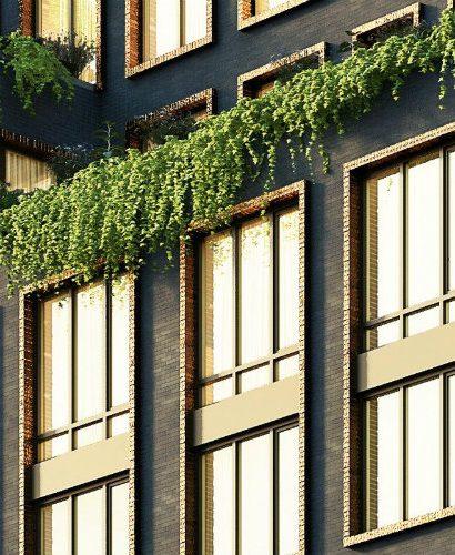 The First Gold-Brick Building in Manhattan 01