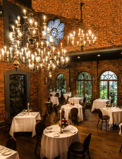 The Most Romantic Restaurants for Valentine's Day 01