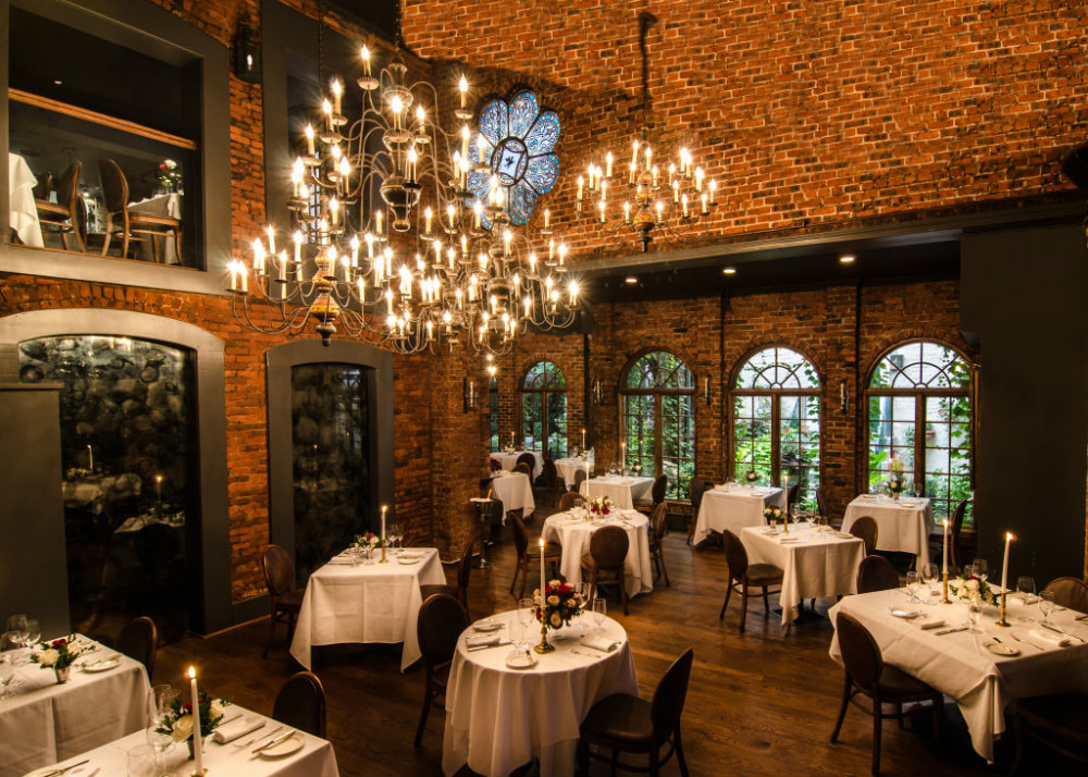 The Most Romantic Restaurants for Valentine's Day