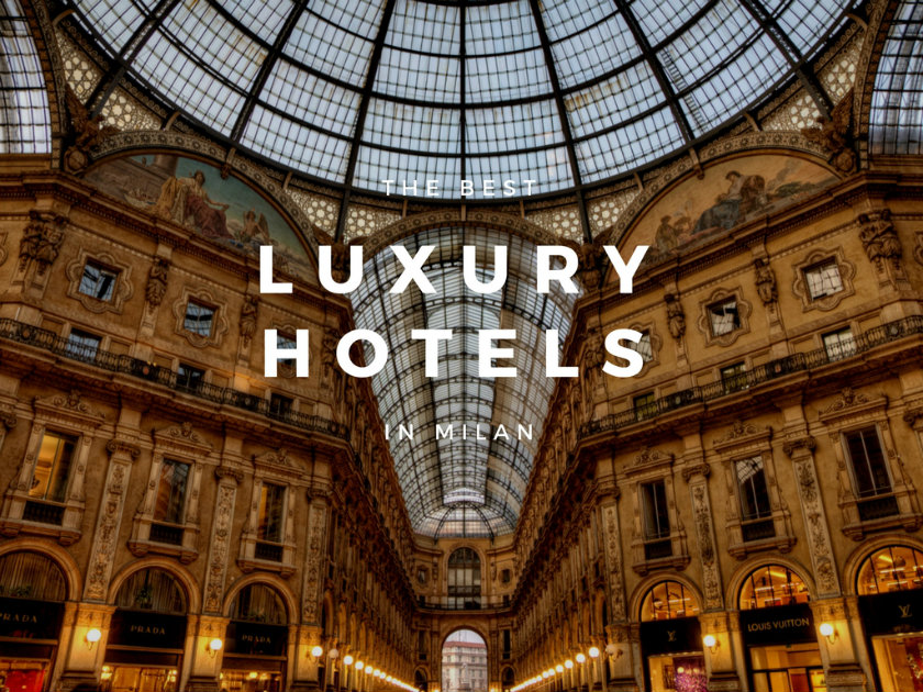 Milan Design Guide: Luxury Hotels in Milan