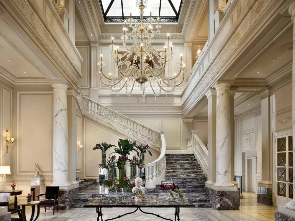 Milan design guide luxury hotels in milan for Hotel con spa parigi