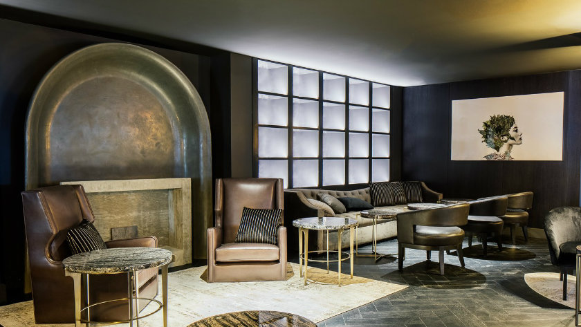 See Inside This Hollywood Hotel That Got a Major Renovation