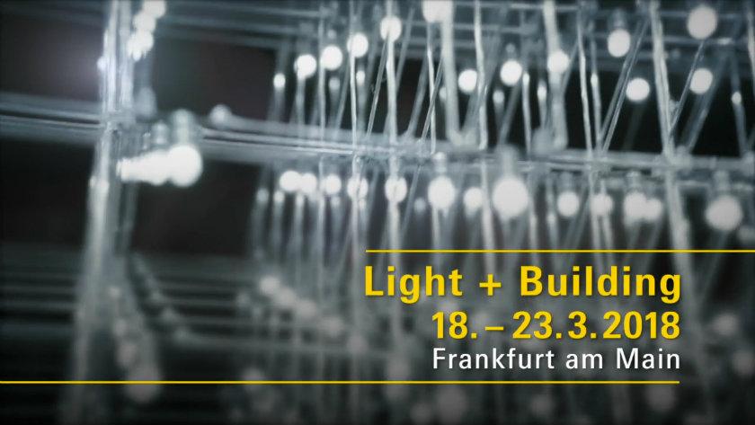 Top Exhibitors at Light + Building 2018