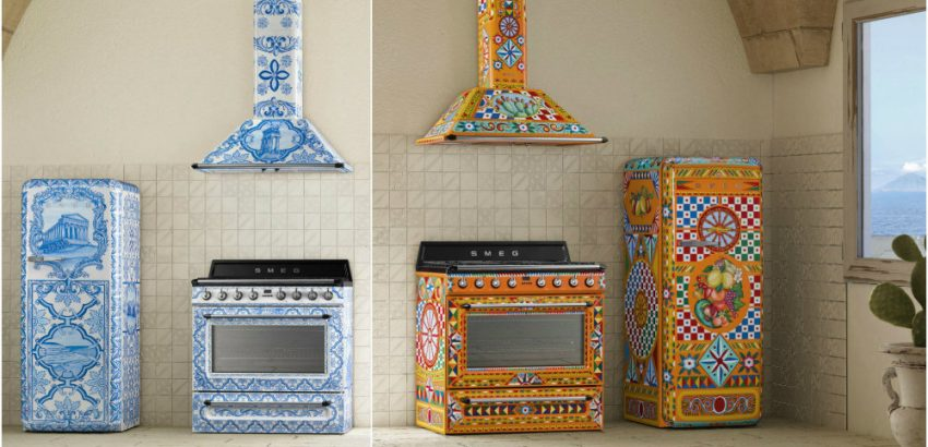 Smeg x Dolce Gabbana Released a New Cooker Range 01