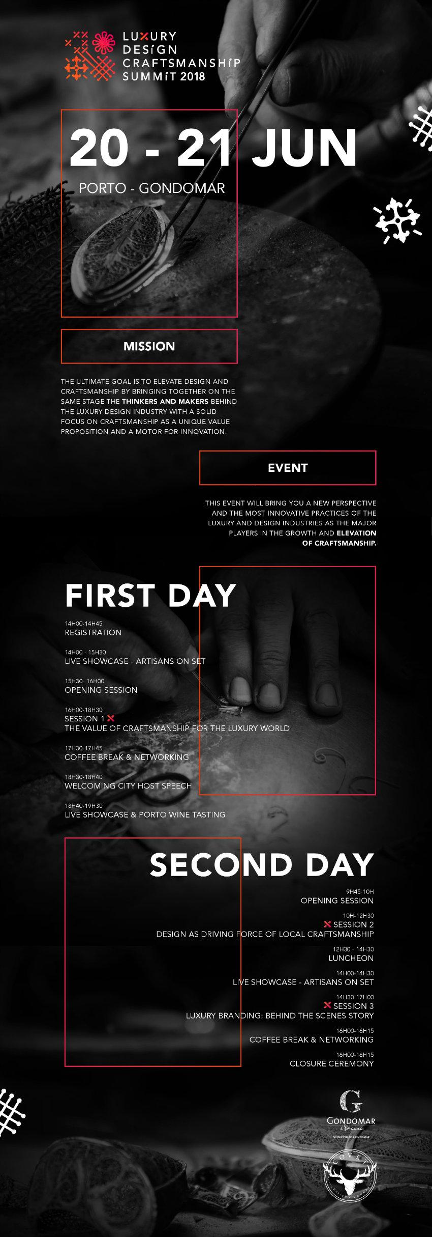 Luxury Design & Craftsmanship Summit 2018 Get To Know The Luxury Design & Craftsmanship Summit 2018 001 summit infographic 001