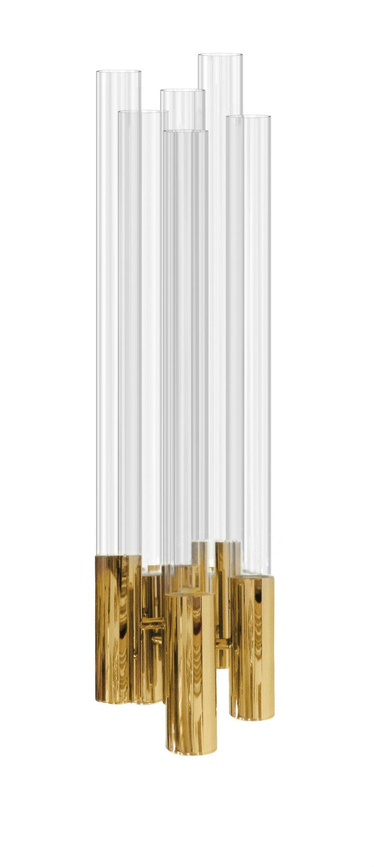 ICFF 2018 Meet the Burj Wall Lamp 04 icff 2018 ICFF 2018: Meet the Burj Wall Lamp ICFF 2018 Meet the Burj Wall Lamp 04