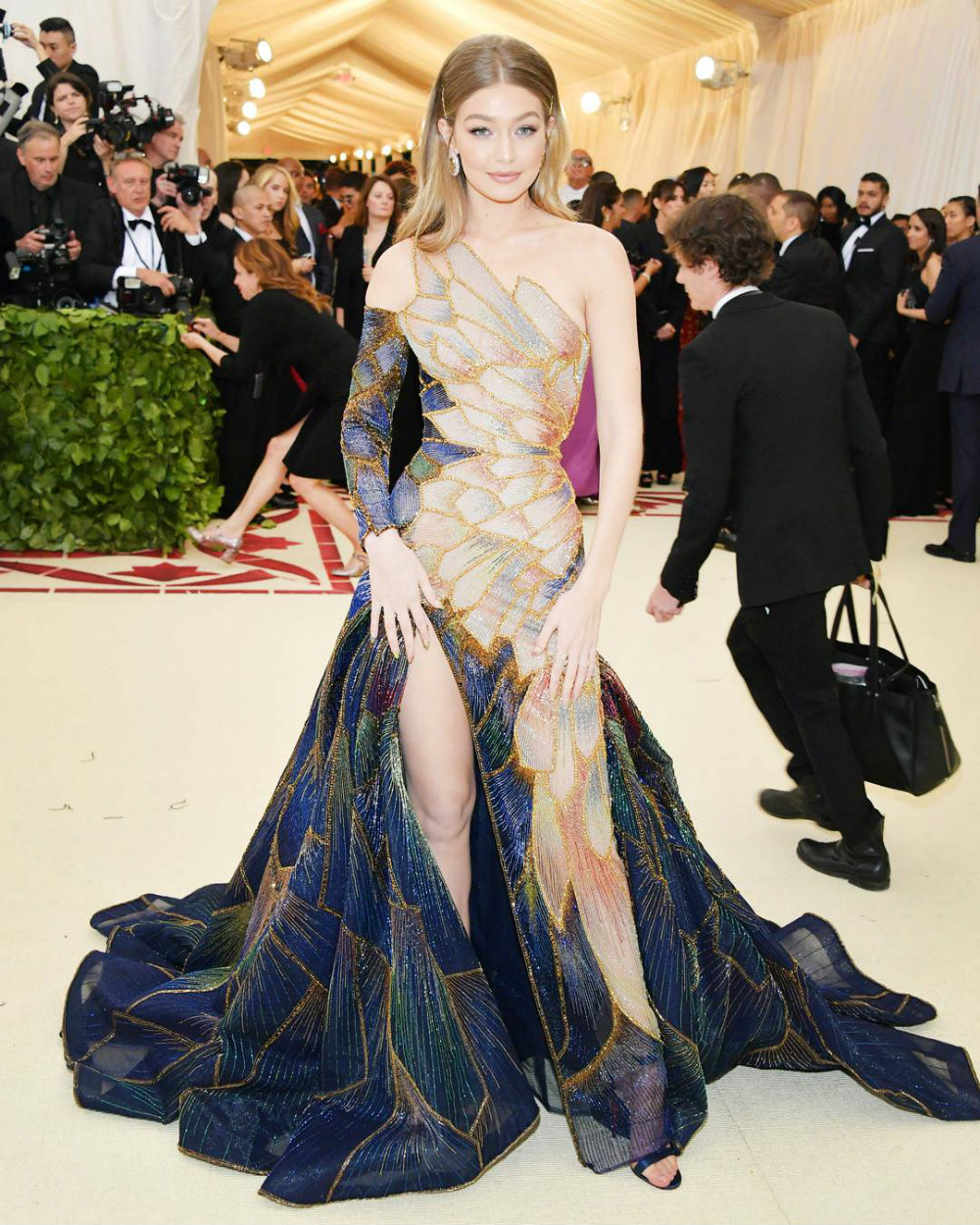 Met Gala 2018 The Best Looks from the Red Carpet 05 Met Gala 2018 Met Gala 2018: The Best Looks from the Red Carpet Met Gala 2018 The Best Looks from the Red Carpet 05