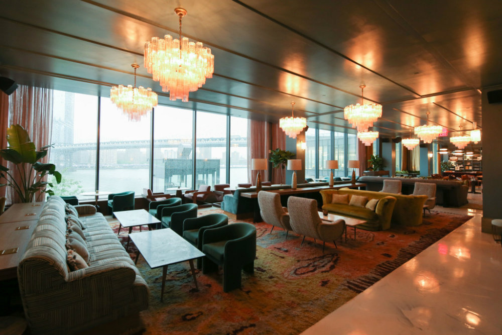 New Private Club in New York New Private Club in New York Discover This New Private Club in New York Take a Look Inside This New Private Club in New York 04