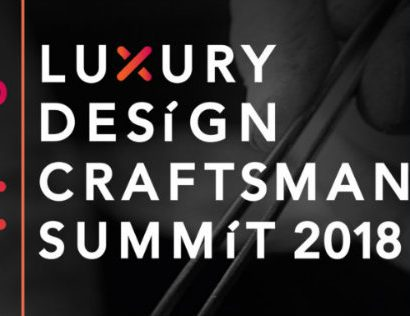 The Arts in the Luxury Design & Craftsmanship Summit 2018 01