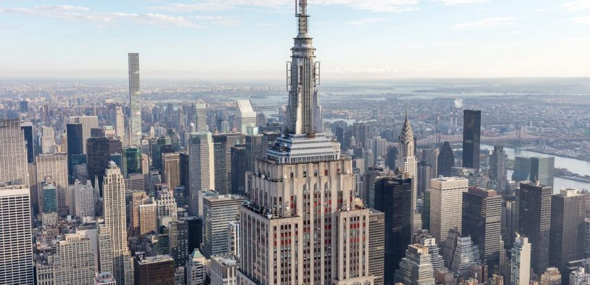 The Landmarks You Can't Miss in New York City 01
