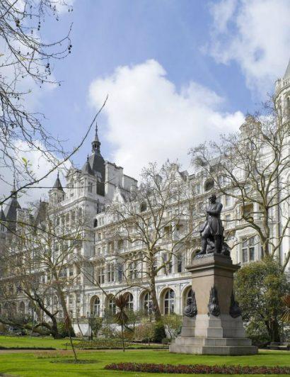 5 Luxury Hotels in London Full of History 01