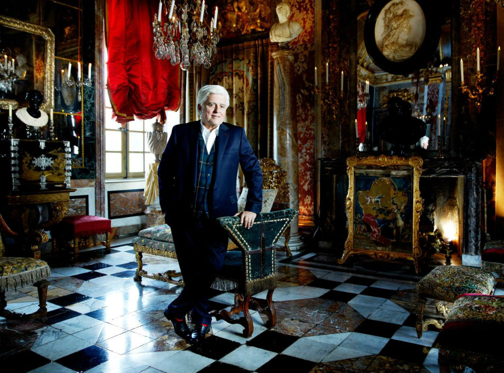 Best Interior Designers: Jacques Garcia