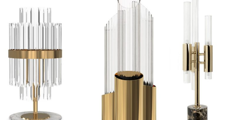 LUXXU Modern Lamps Introduces New Table Lamps 01