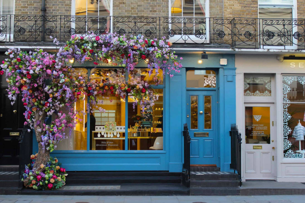 London The Most Instagrammable Places in London Most Instagrammable Places in London 10