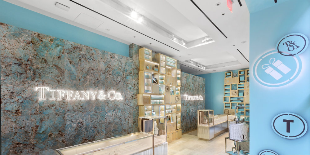 Tiffany & Co. Concept Stores Are Opening Around NYC