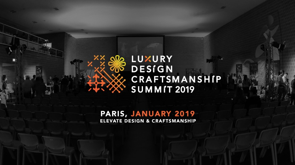 Craftsmanship summit The Highlights of the Luxury Design & Craftsmanship Summit bannerluxurysummit2019