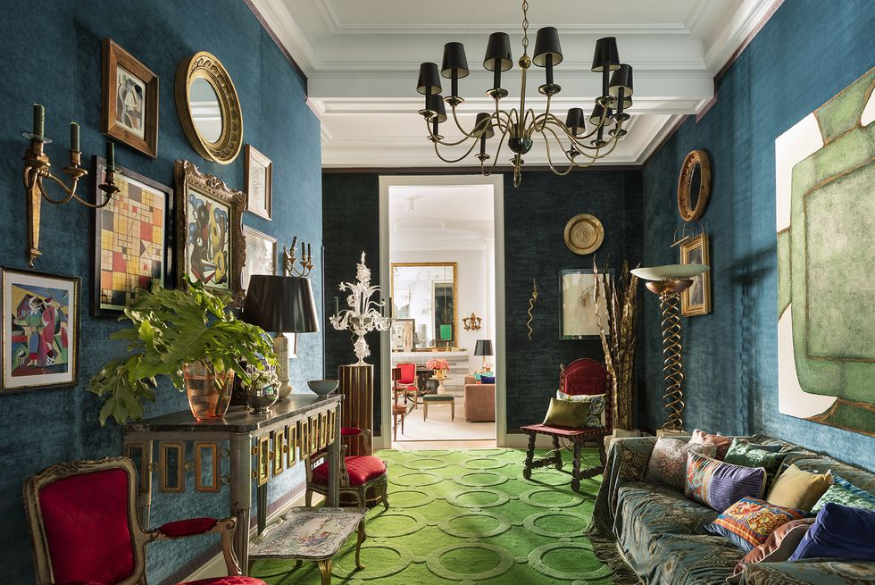 5 Stylish Blue Rooms You Will Love