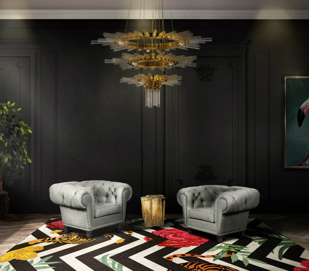 5 Tips For Decorating a Dark Interior 04 Decorating a dark interior 5 Tips For Decorating a Dark Interior 5 Tips For Decorating a Dark Room 04