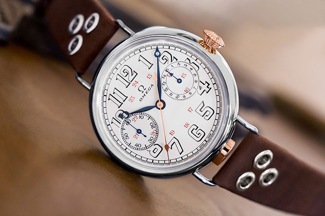 Omega Omega Has Unveiled the Limited Edition Wrist-Chronograph Omega Has Unveiled the Limited Edition Wrist Chronograph 04