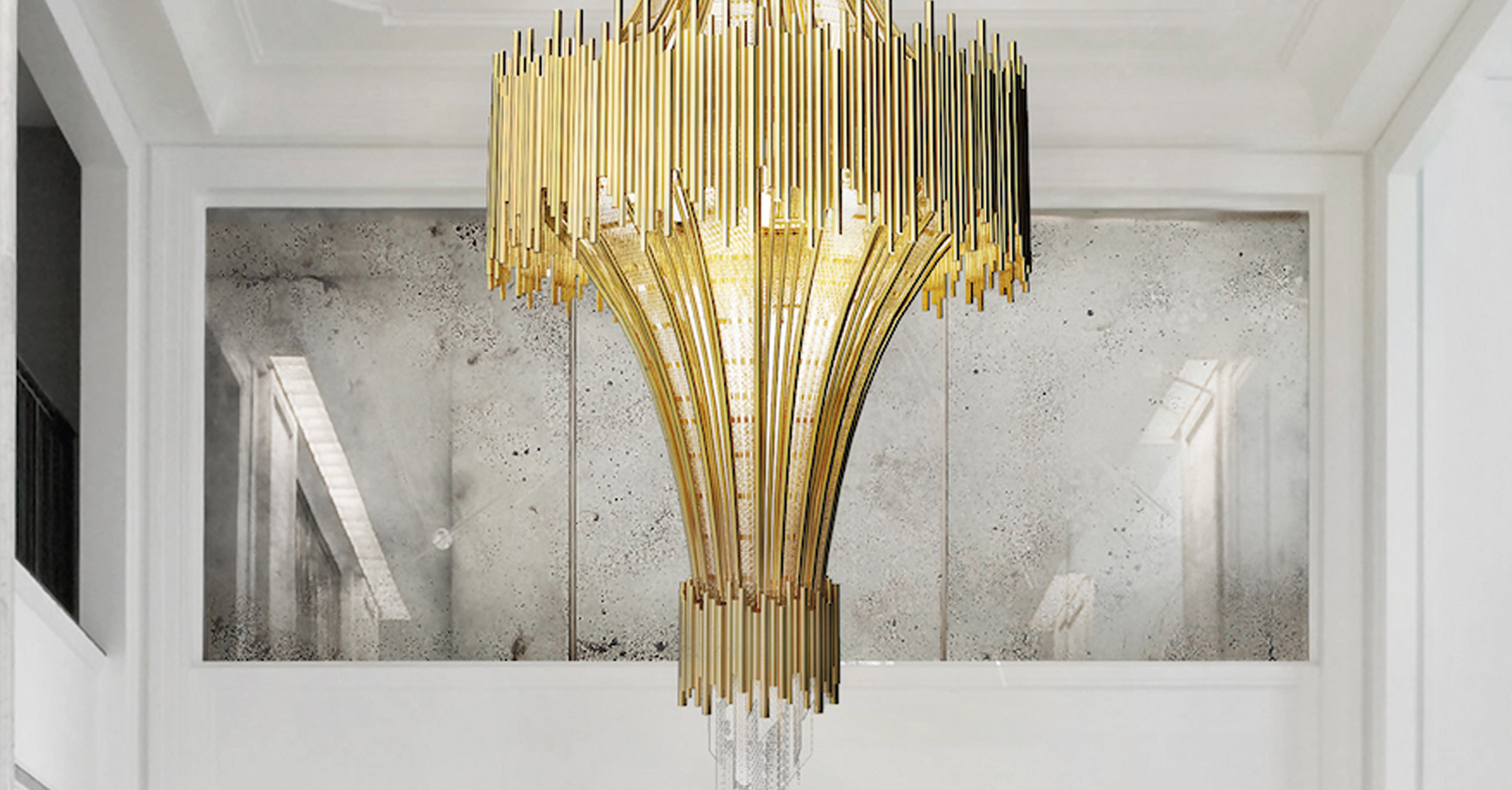 Modern Lighting: discovering Swarovski crystals chandelier in every room 5 Reasons Why You Need to Hang A Chandelier in Every Room foto nova1 chandelier in every room 5 Reasons Why You Need to Hang A Chandelier in Every Room foto nova1