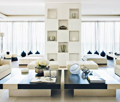 Contemporary design by Kelly Hoppen kelly hoppen Top 10 Kelly Hoppen Design Ideas feature luxxu 410x350