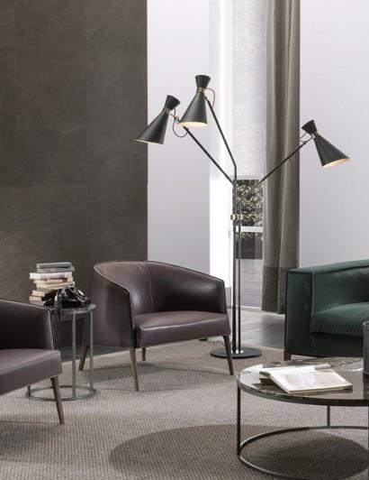 floor lamps Top 20 Modern Floor Lamps 04 delightfull midcentury modern unique lamps interior design project simone floor lamp 410x532