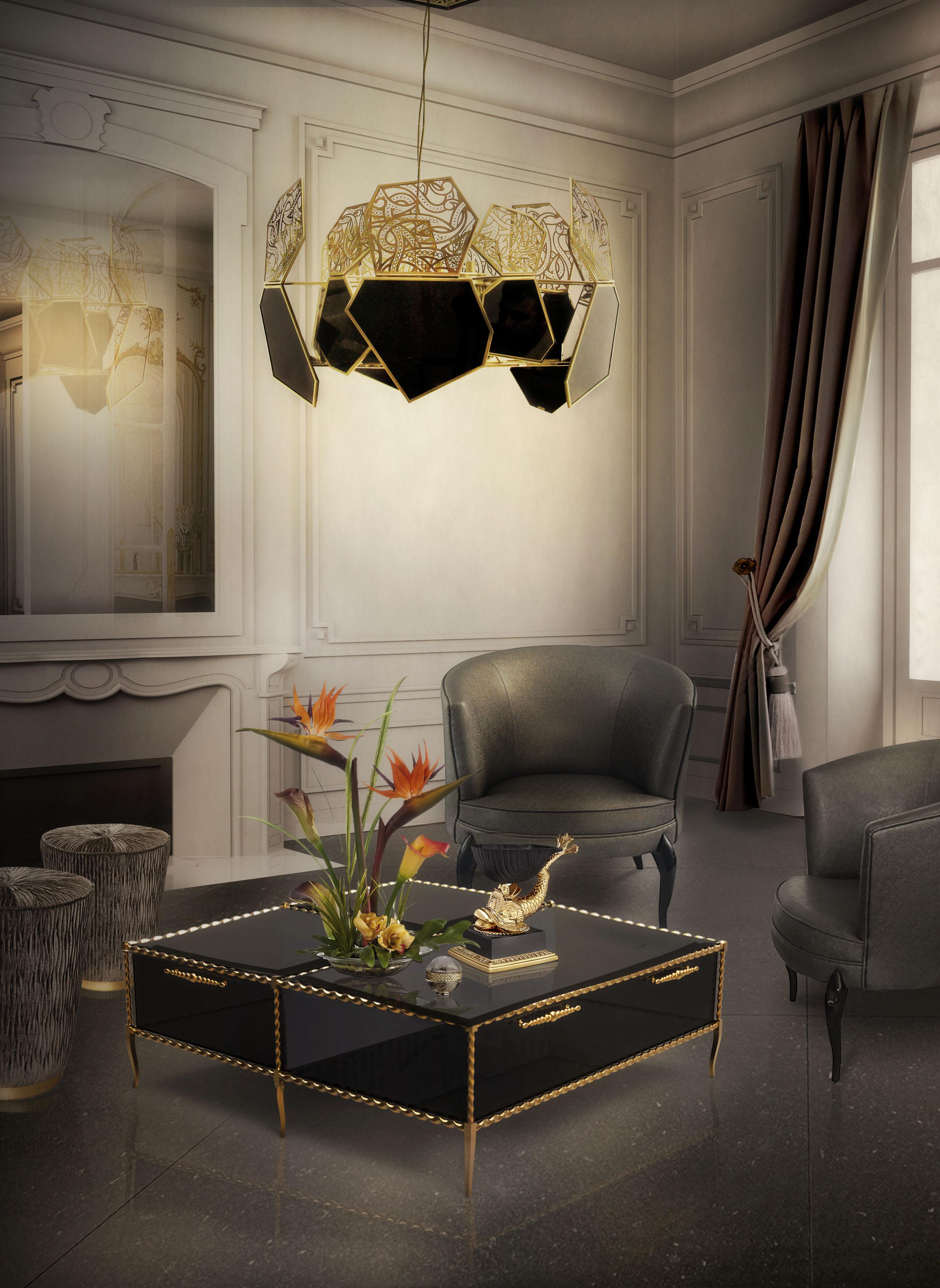 Hypnotic lighting design by koket lighting design living room lighting design ideas for your luxury home