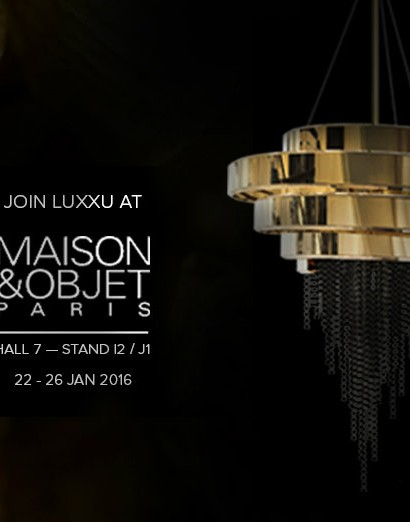 paris Must-see pieces at Maison & Objet Paris cover luxxu 410x522