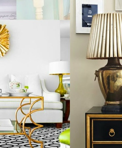 Gold 10 Ways to Add Gold to Your Interiors 10 Ways to Add Gold to Your Interiors cover 410x498