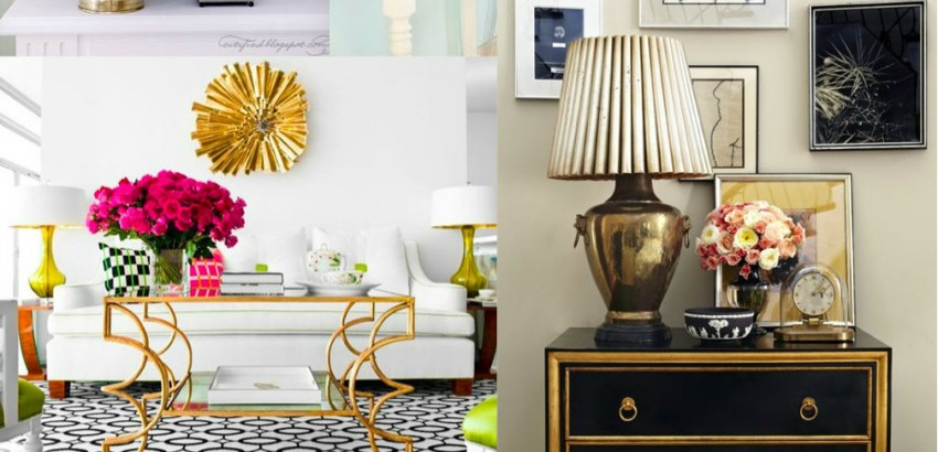 Gold 10 Ways to Add Gold to Your Interiors 10 Ways to Add Gold to Your Interiors cover 850x410
