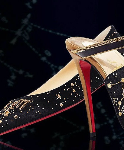 christian louboutin Christian Louboutin launches a collection inspired by Astrology Christian Louboutin launches a collection inspired by Astrology cover1 410x497
