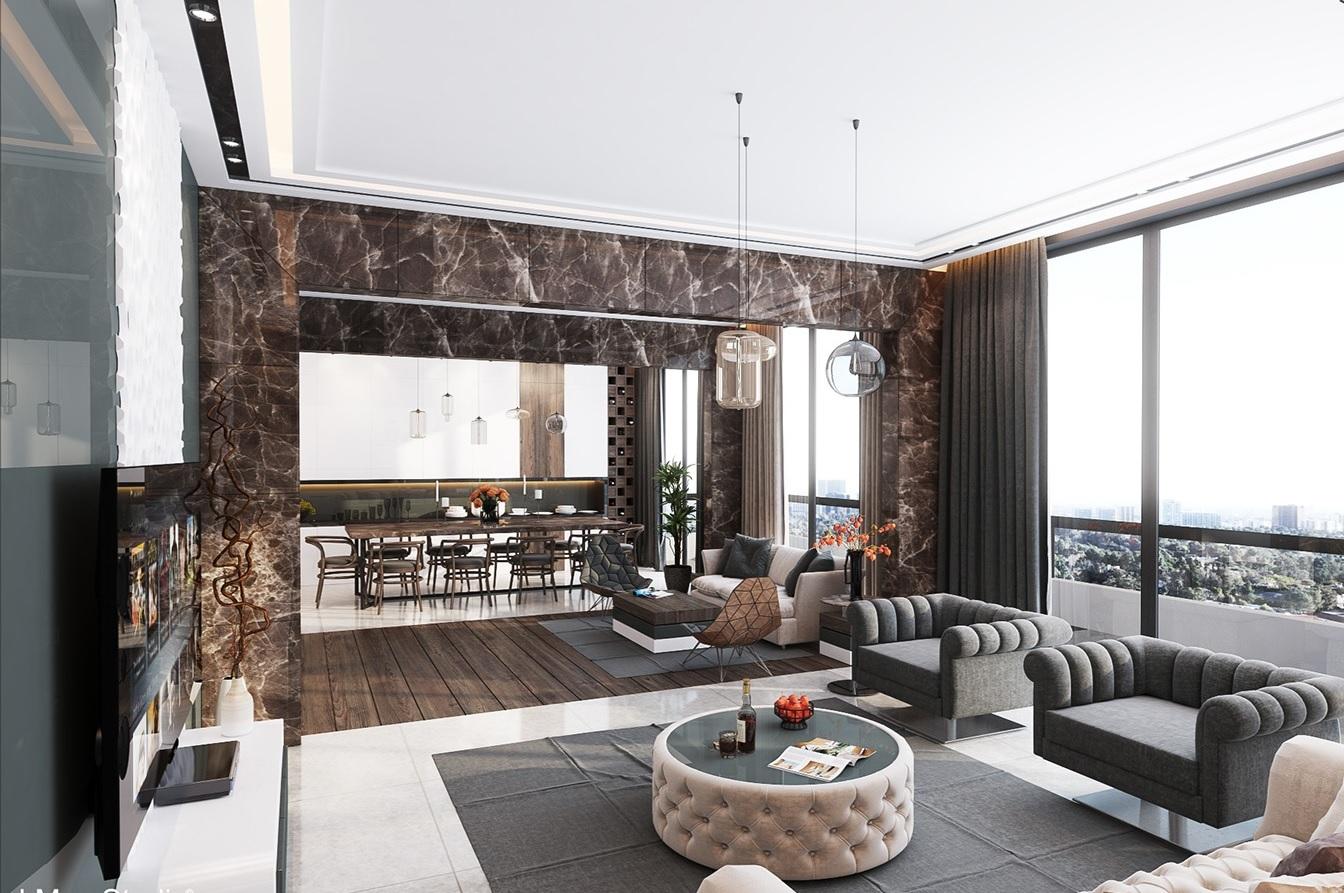 Inspiration: Ultra Luxury Apartment Design