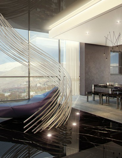 luxury apartment Inspiration: Ultra Luxury Apartment Design Ultra Luxury Apartment Design cover 410x532