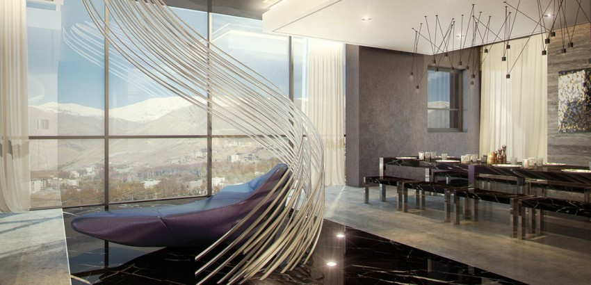luxury apartment Inspiration: Ultra Luxury Apartment Design Ultra Luxury Apartment Design cover 850x410