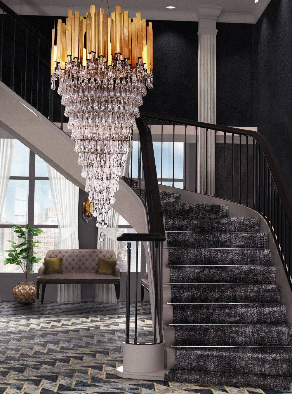 entryway lighting ideas 22 Outrageously Stunning Entryway Lighting Ideas outrageous entryway lighting ideas