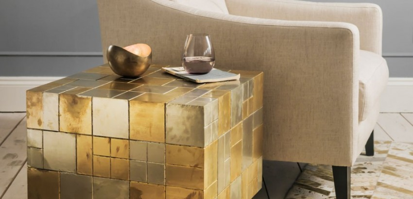 side tables 5 beautiful gold side tables that you will love 5 beautiful gold side tables that you will love1 850x410